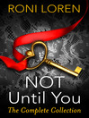 Not Until You (eBook)